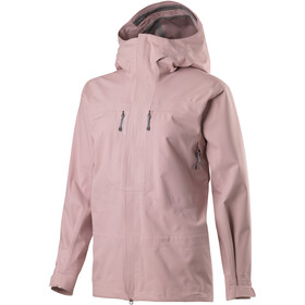 Houdini RollerCoaster Jacket Women powder pink